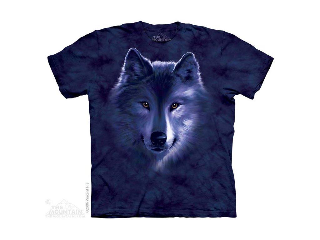 Tričko Wolf Fade - Dětské