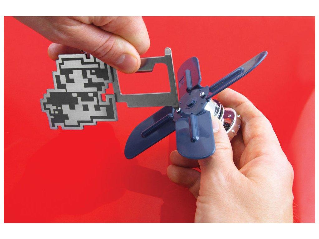 Super Mario multifunkční klíčenka