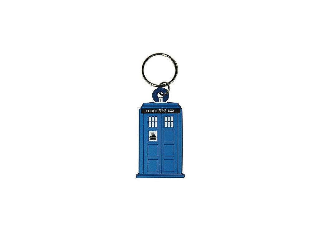 Doctor Who - Pán času klíčenka - Tardis