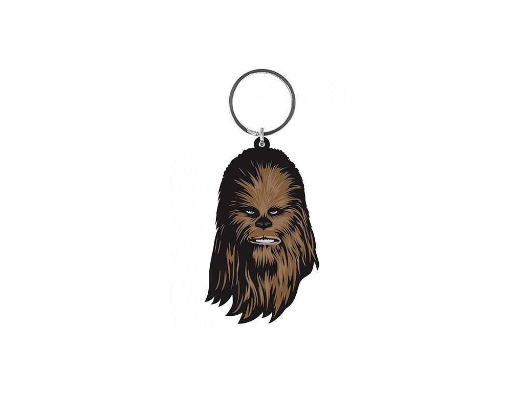 Star Wars klíčenka Chewbacca - Žvejkal