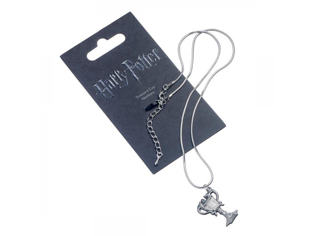 Harry Potter náhrdelník Pohár tří kouzelníků