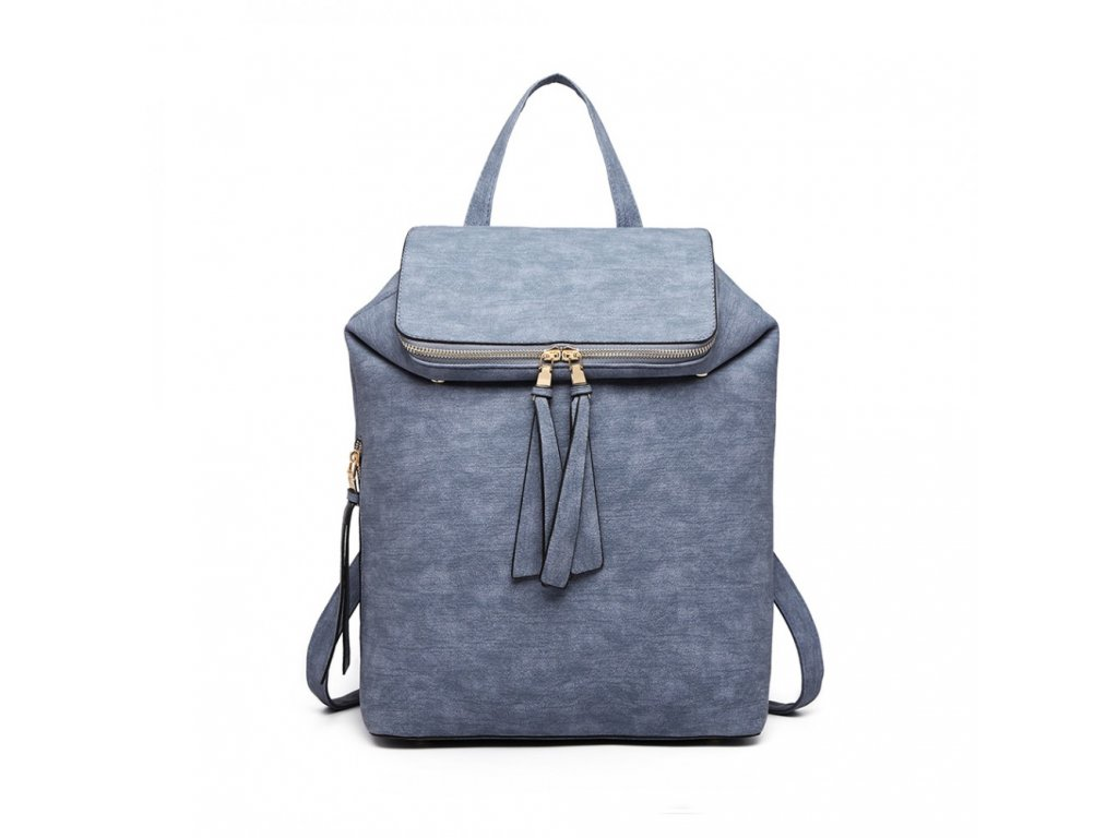 Rozšiřitelný batoh Monica - modrý