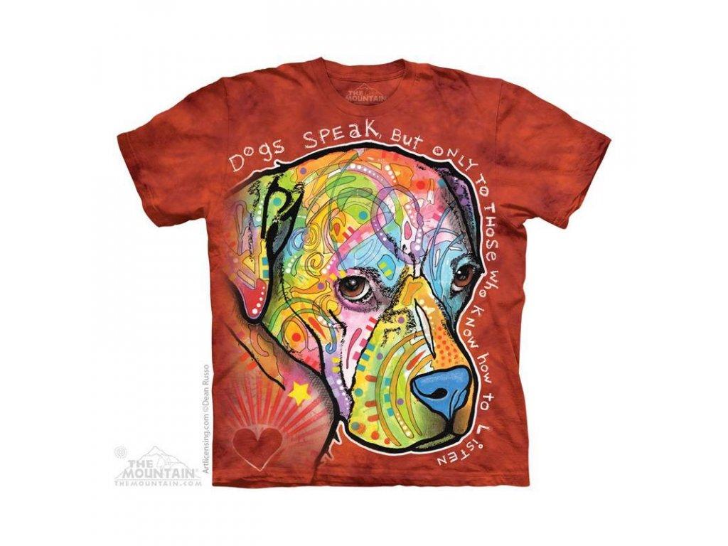 Tričko Pes - Dean Russo