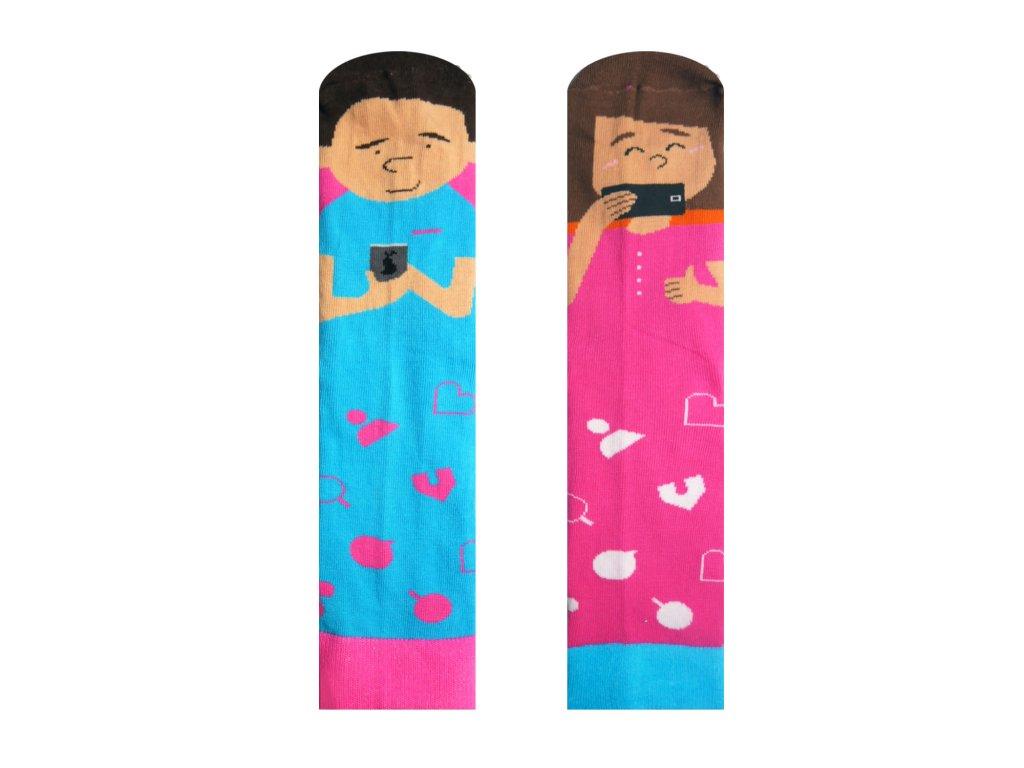 Ponožky Instagramist