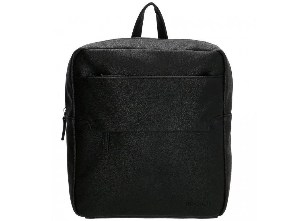 Dámský batoh Coluns Beagles - černý