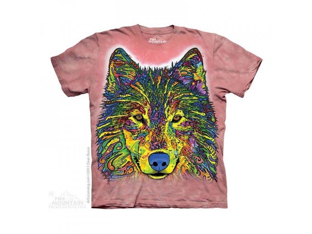 Tričko Dean Russo - Vlk