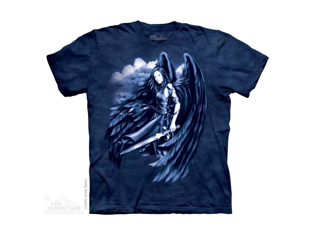 Tričko Fallen Angel - Andělská bojovnice