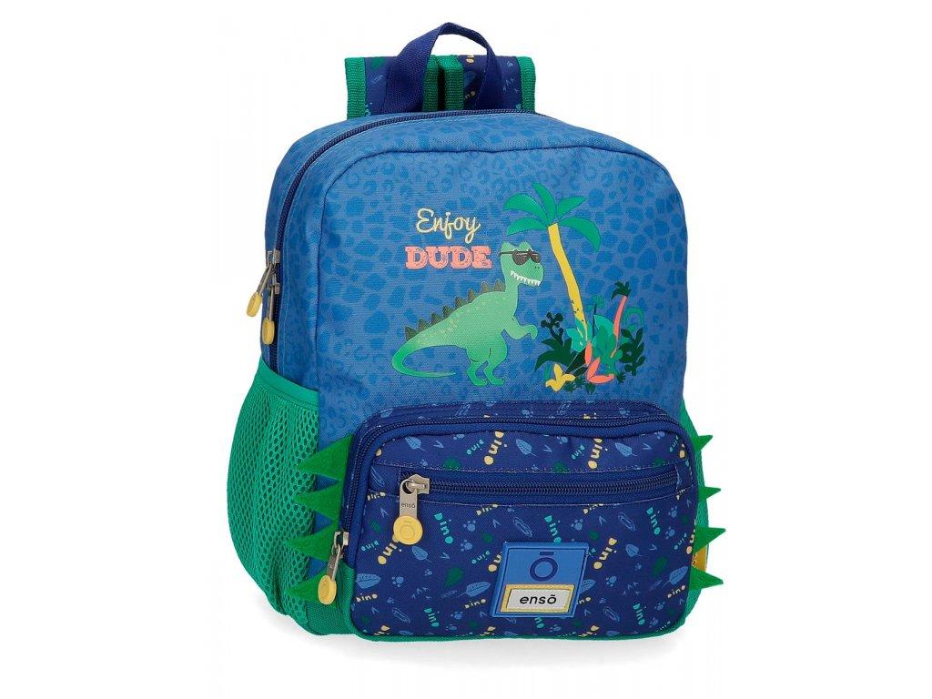 Předškolní batoh Enso - Dino