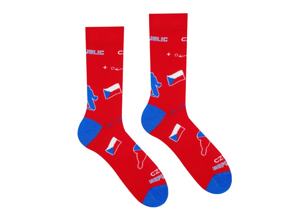 Ponožky Taktik Hokej Česko