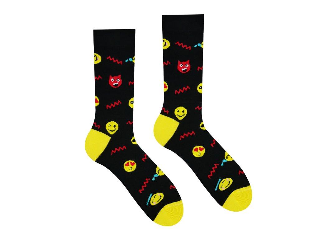Ponožky Smajlík Emoticon