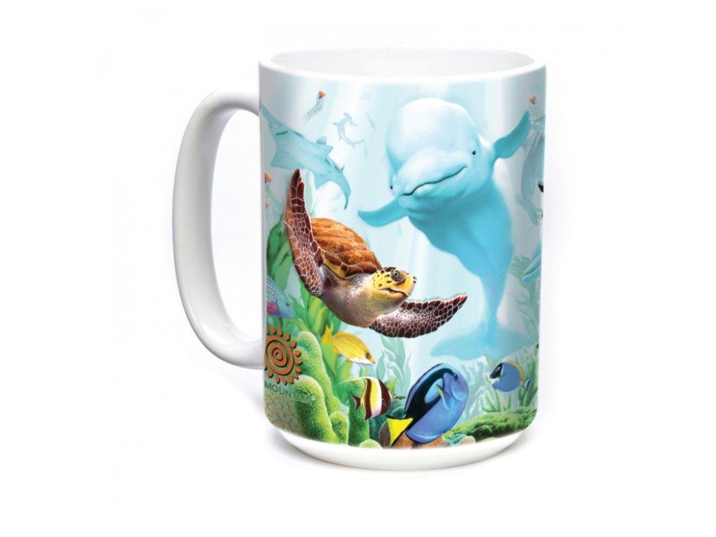 Hrnek Aquatic Fish
