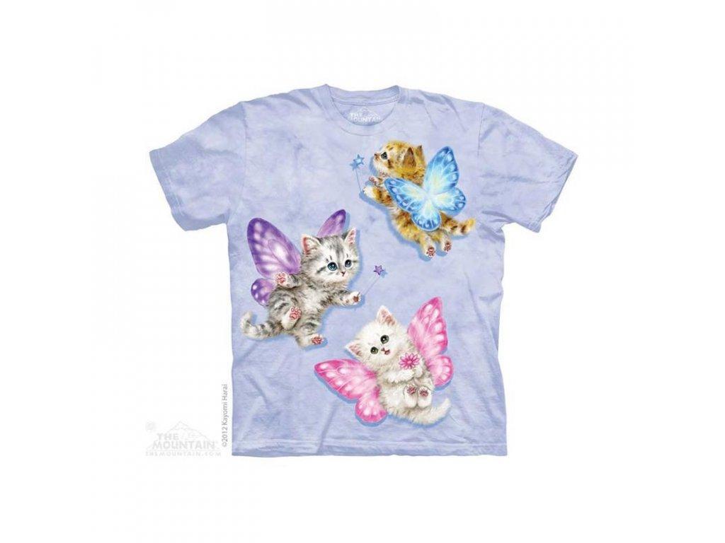 Tričko Koťátka - Dětské