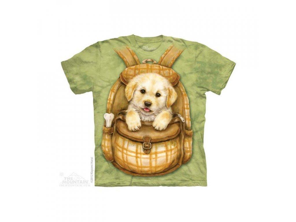 Tričko Pejsek v Batůžku - Dětské