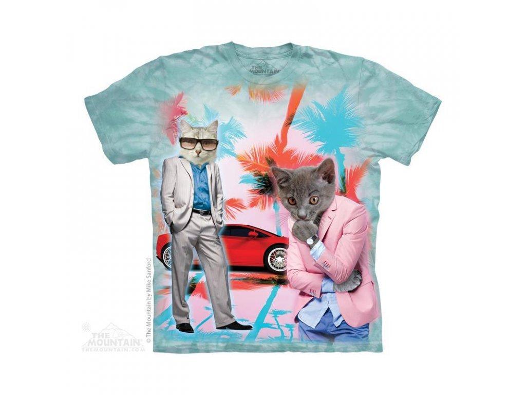Tričko Kočky BOSS