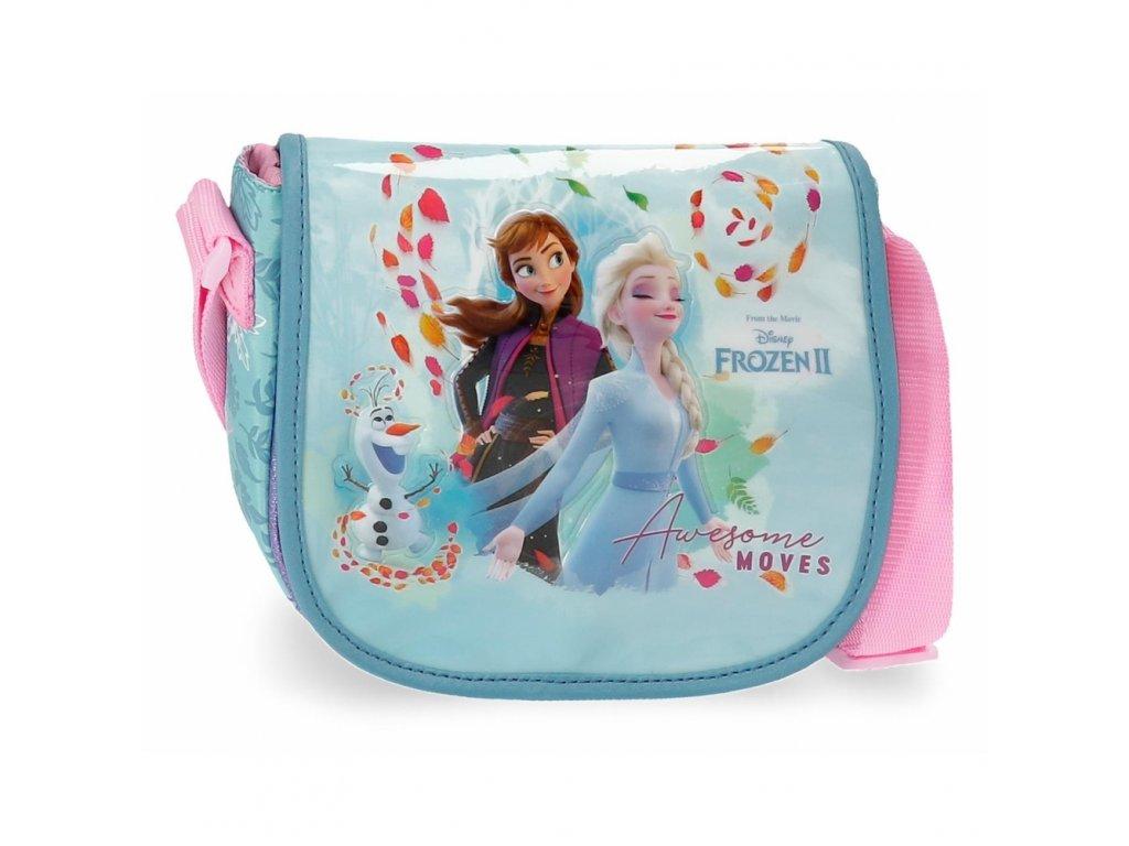 Taška přes rameno Frozen 2 Awesome Moves