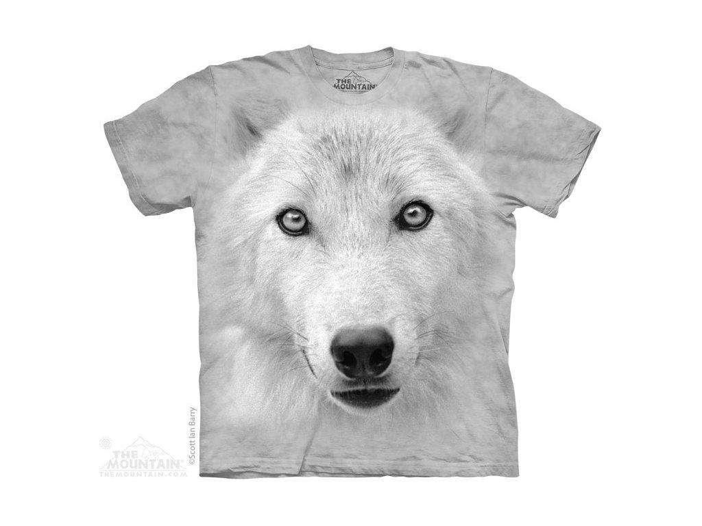 Tričko Bílý Vlk - 2017