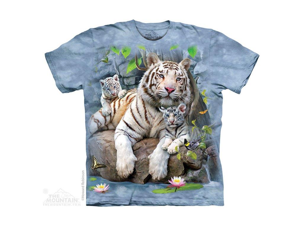 Tričko Bílí Tygříci - 2017