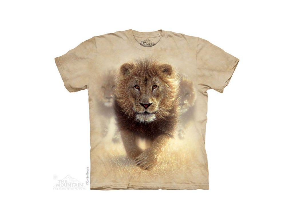 Tričko Lev sněz můj prach - Dětské