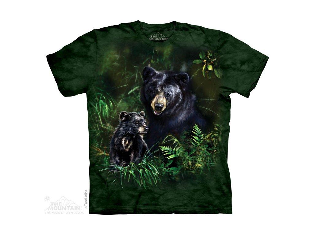 Tričko Medvěd a Medvídě
