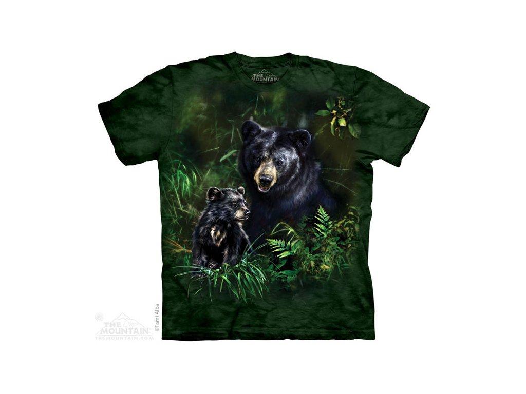 Tričko Medvěd a Medvídě - Dětské