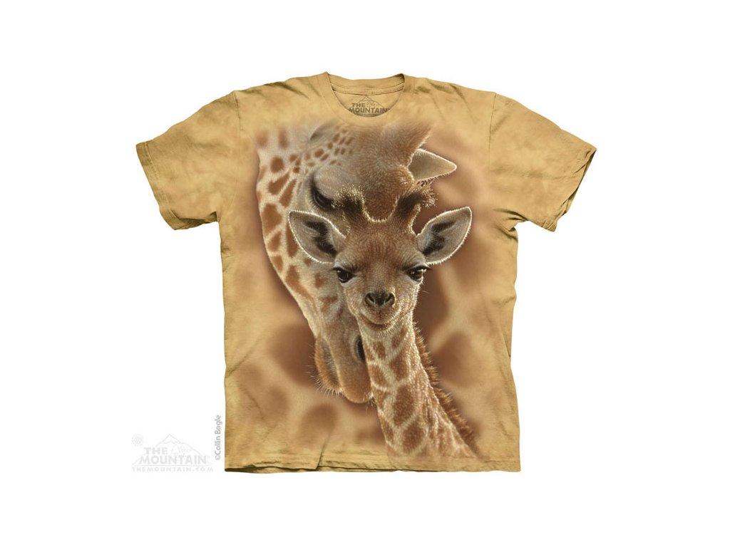 Tričko Žírafy - Dětské