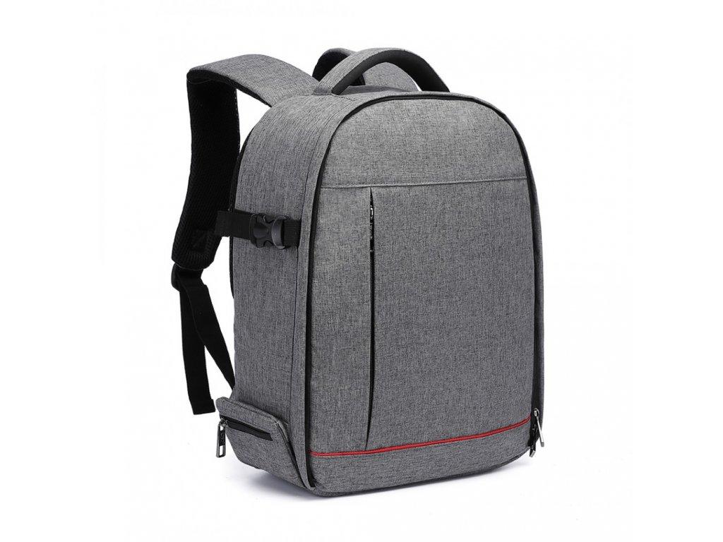 Speciální voděodolný a protiotřesový batoh na fotoaparát Kono