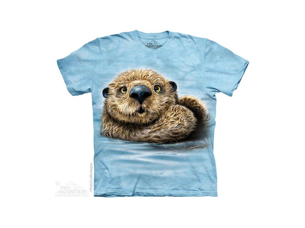 Tričko Bobr - Dětské