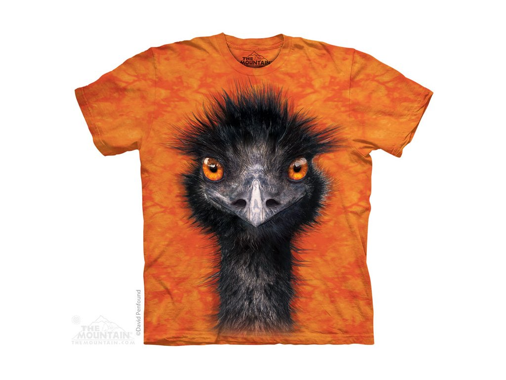 Tričko Emu - Dětské - 2017