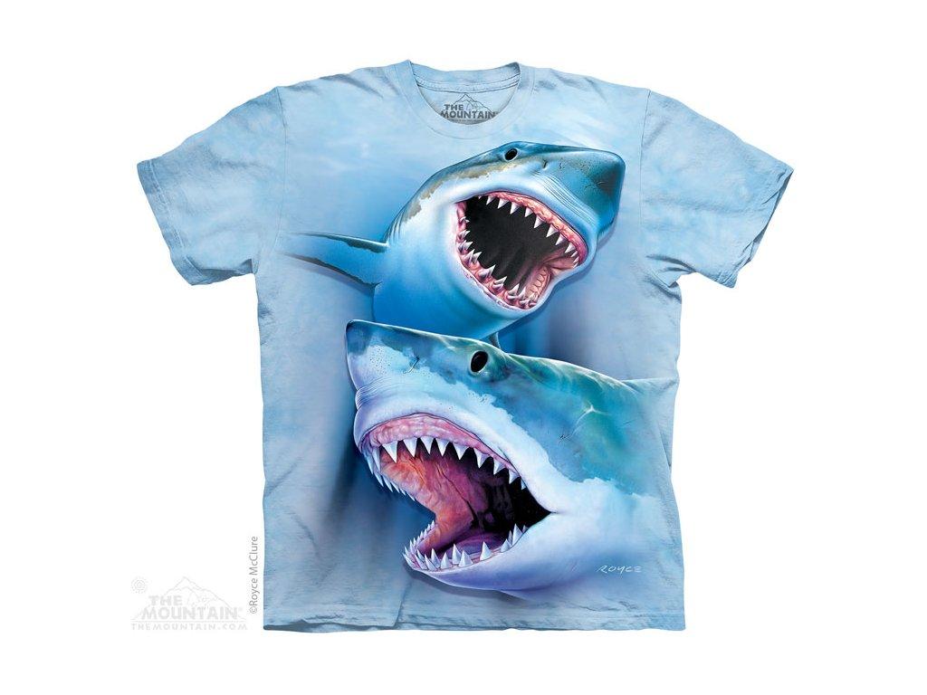 Tričko Velký Bílý Žralok