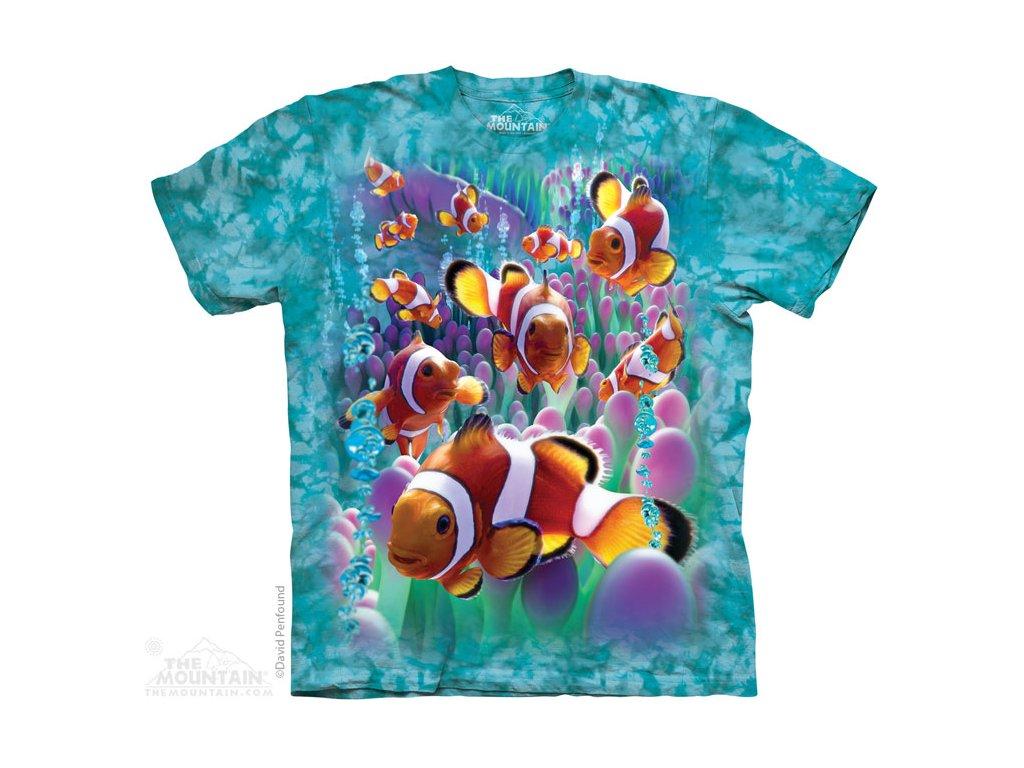 Tričko Clownfish - Dětské - 2017
