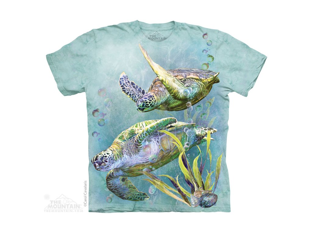 Tričko Mořské Želvy