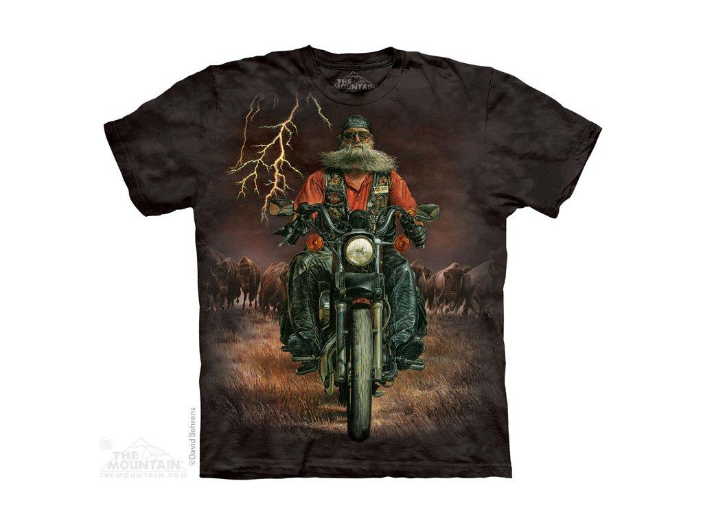 Tričko Motorkář - 2017