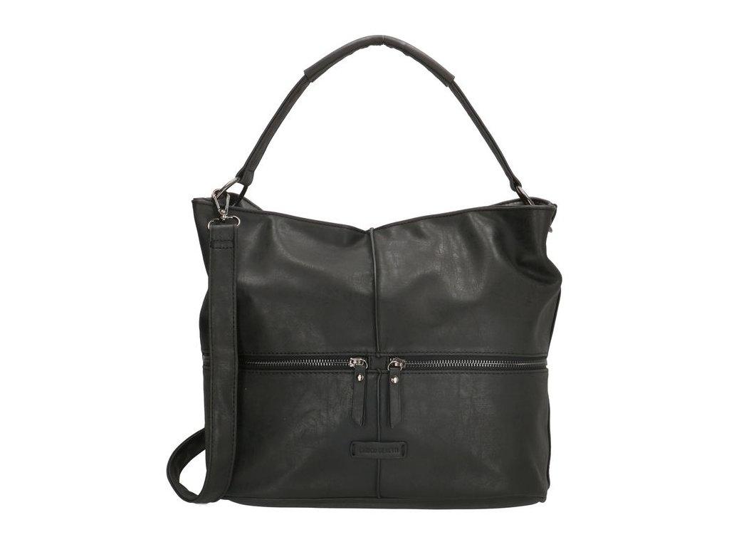 Dámská taška na rameno Enrico Benetti Julia - černá