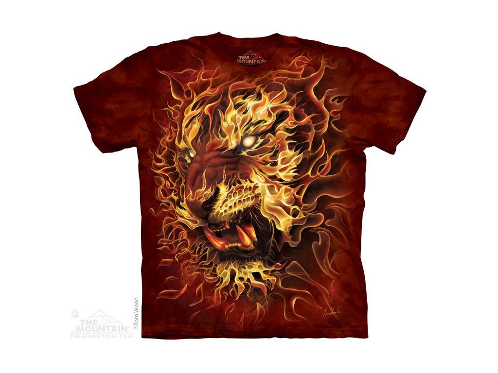 Tričko Ohnivý Tygr