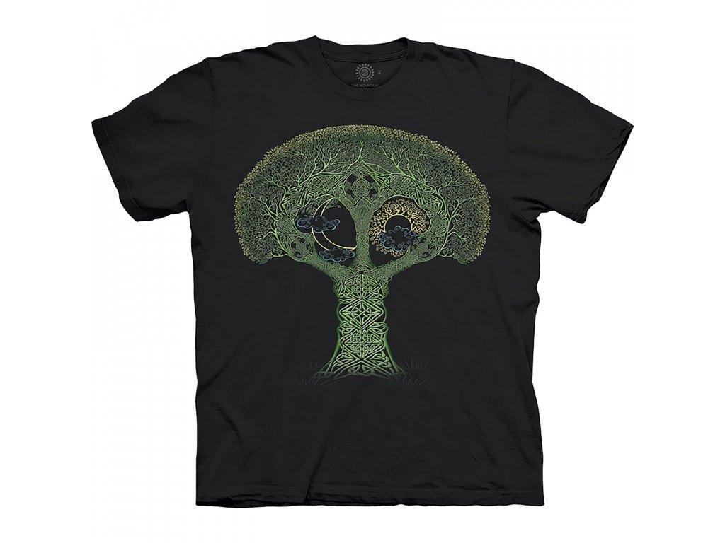 Tričko Keltské kořeny