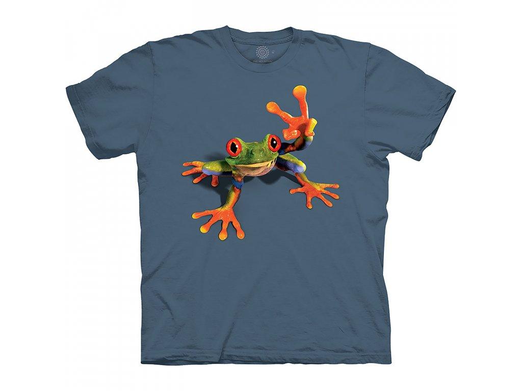 Tričko Vítězná žába