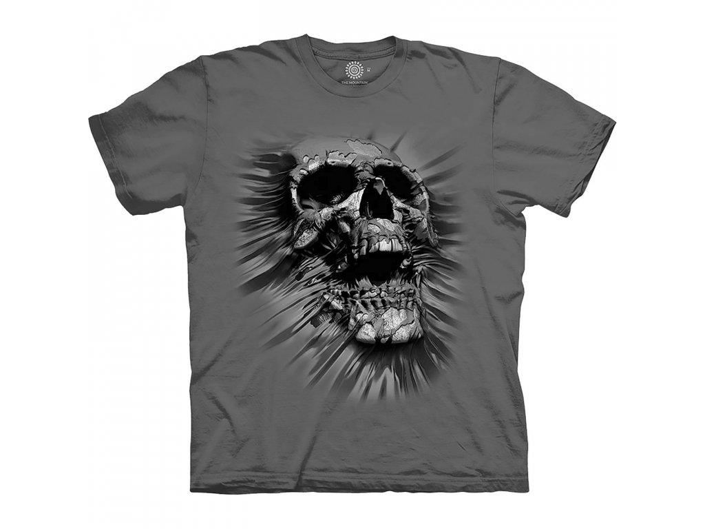 Tričko Protrhlá lebka