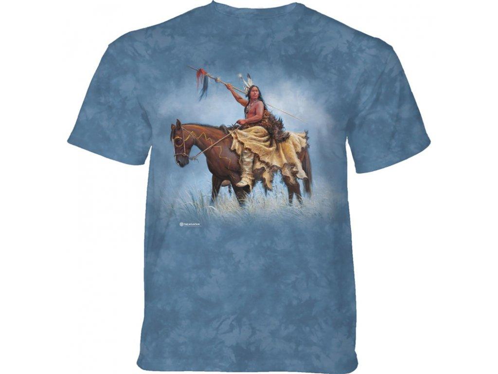 Tričko Indián na koni