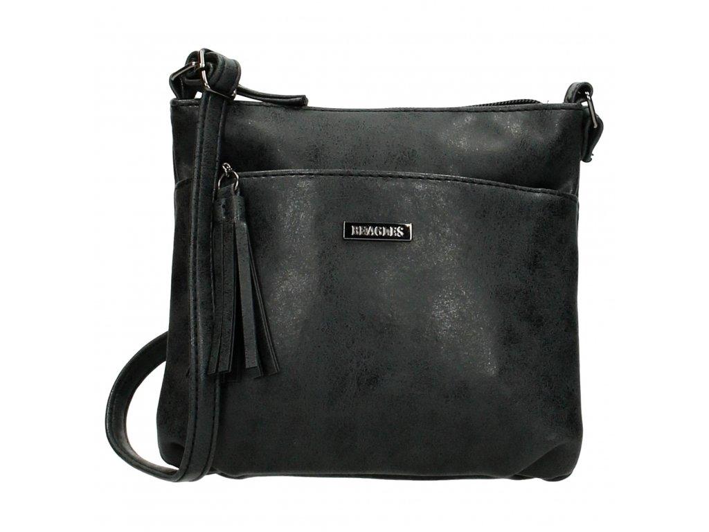 Dámská menší crossbody taška Beagles La Costera - černá