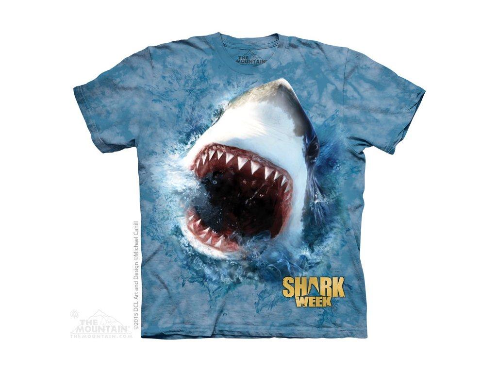 Tričko Krmení Žraloka - Dětské