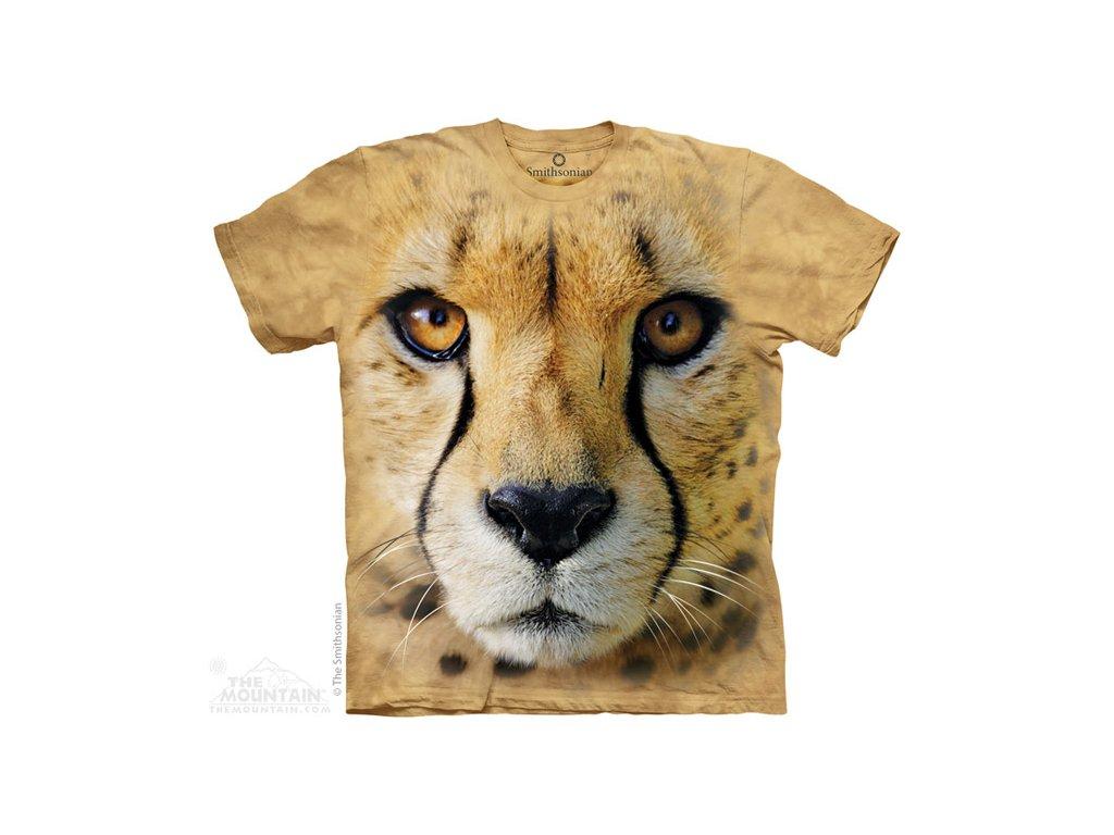 Tričko Cheetah - Dětské - 2017