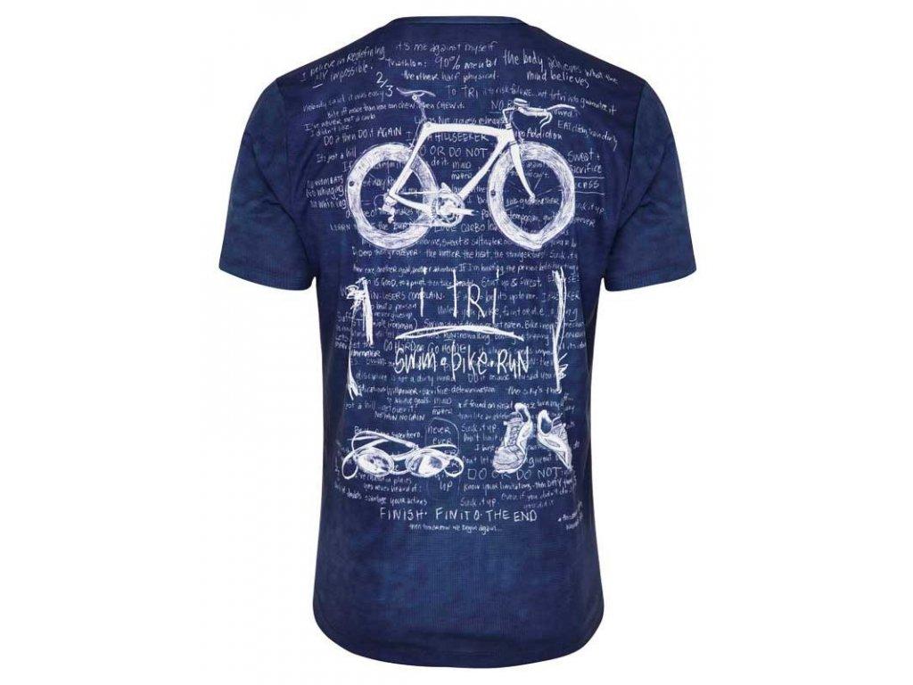 Technické Cyklistické Tričko - I Tri