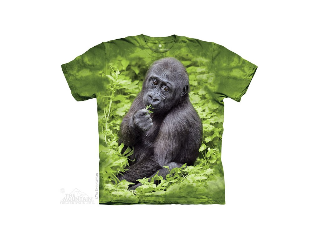 Tričko Gorilla - Dětské