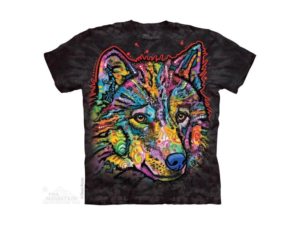 Tričko Vlk - Dean Russo - Dětské