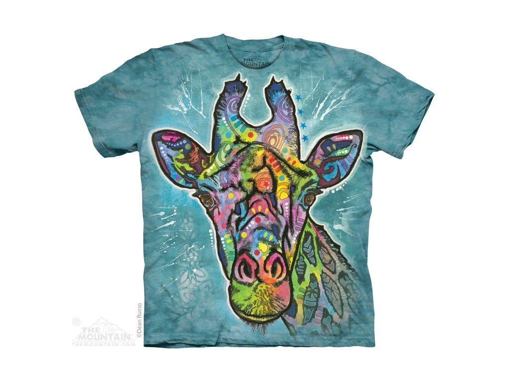 Tričko Žirafa - Dean Russo - Dětské