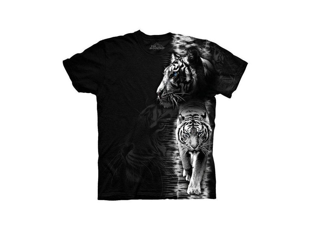 Tričko Bílý Tygr - 2017