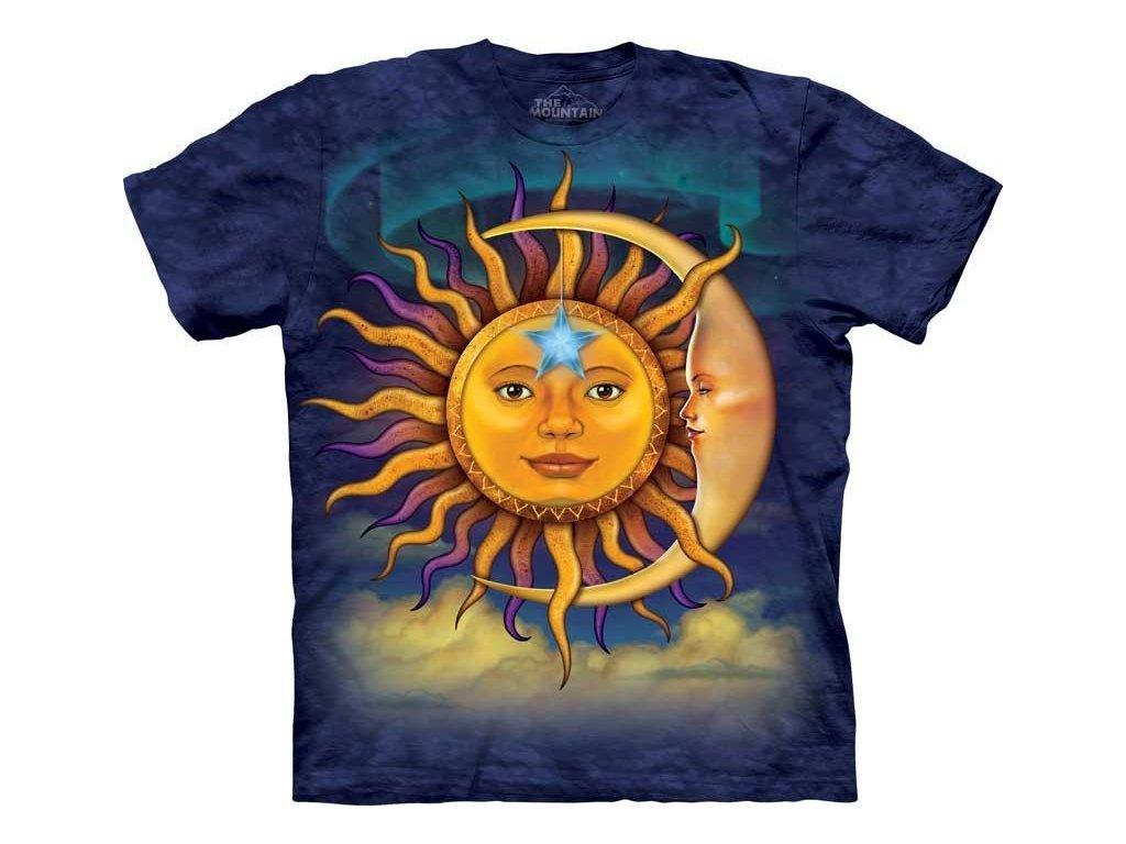 Tričko Slunce a měsíc v souladu - 2017