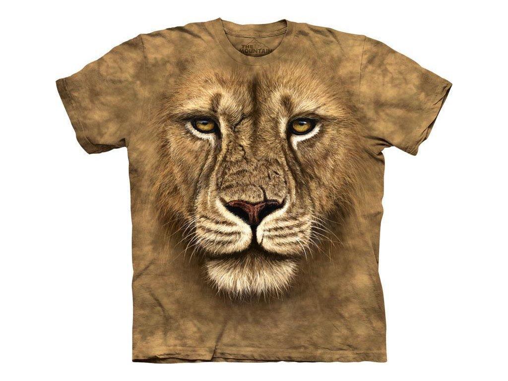 Tričko Lion Warrior - Dětské - 2017