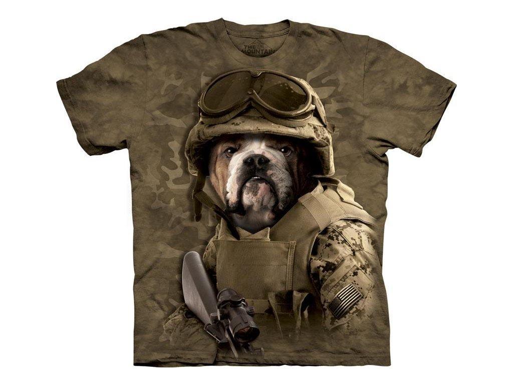 Tričko Combat Sam