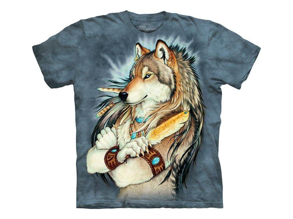 Ilustrovaný vlk